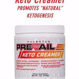 Valentus PREVAIL KETO CREAMER- KETO Coffee Creamer